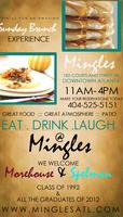 Sunday Brunch at Mingles Atlanta