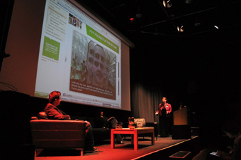 Frontline Symposium 2011 - our fantastic key speekers