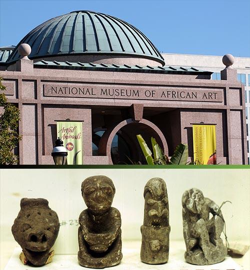iBlack African Art Museum Tour