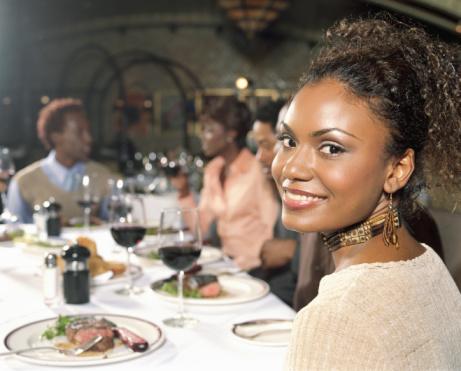 Rotating Profile Dinner Date For Single