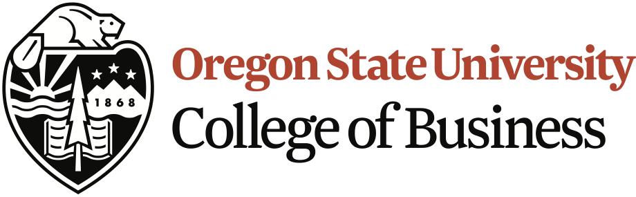 OSU - College of Business logo