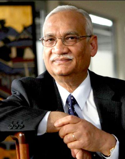 Professor Riaz Hassan