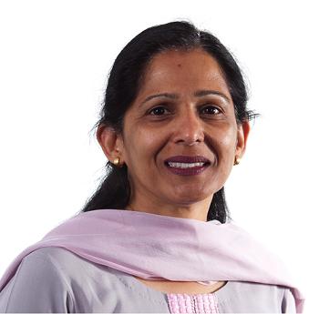 Dr Tamina Rashid