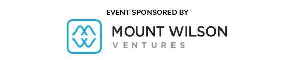 Event Sponsored by Mount Wilson Ventures (logo)