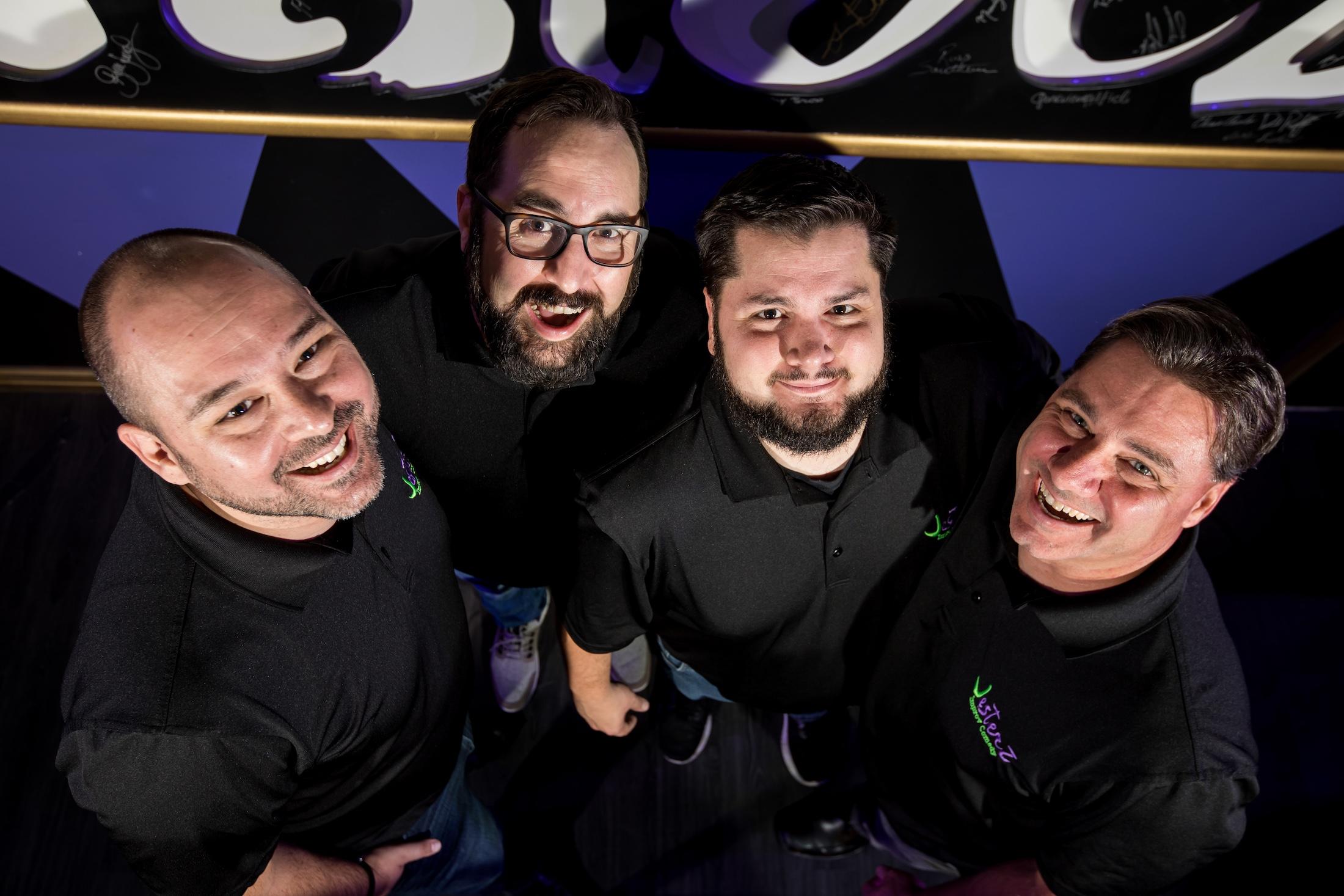 Improv Comedy Show – JesterZ – Tickets – JesterZ Improv
