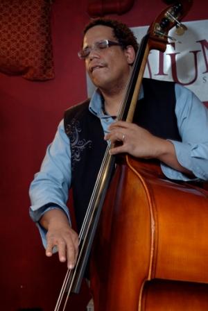 Jazz Bassist John Benitez