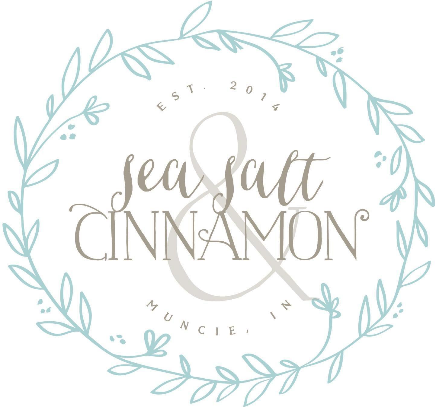 Sea Salt and Cinnamon Logo
