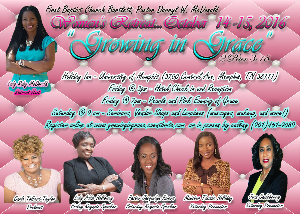 Growing in Grace Flier