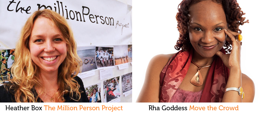 Heather Box and Rha Goddess