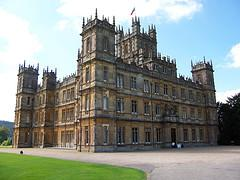 """Downton Abbey"" Insights Tea & Tour"