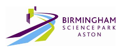 Birmingham Science Park Aston logo