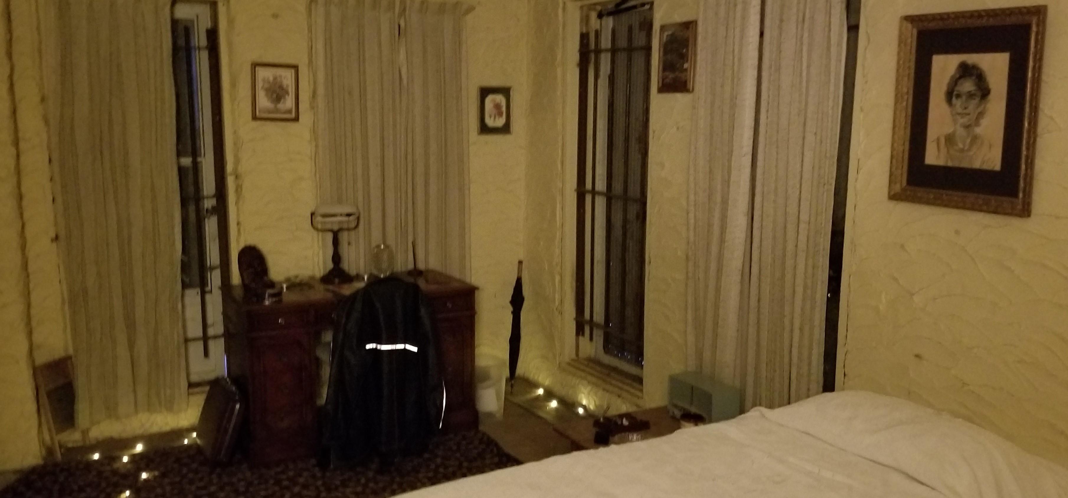 Inside the Eccentric Professor's Room