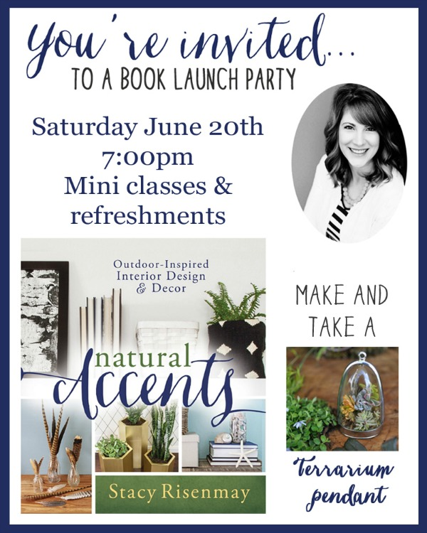 Stacy Risenmay Book Launch