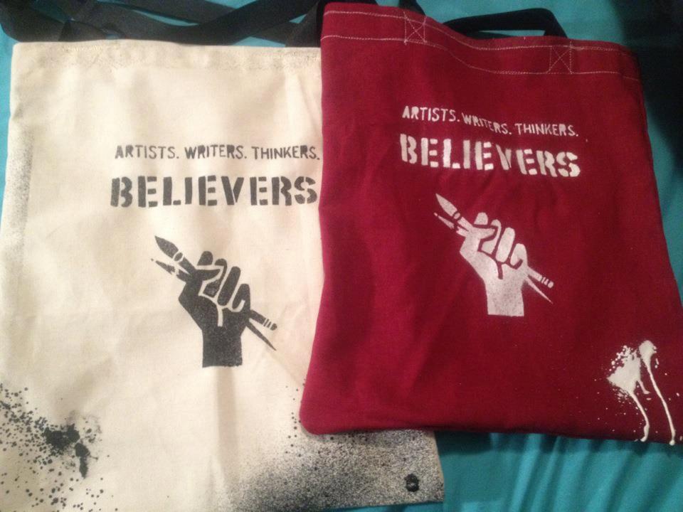 CCNE Bags by Alumna Leah Guilmette