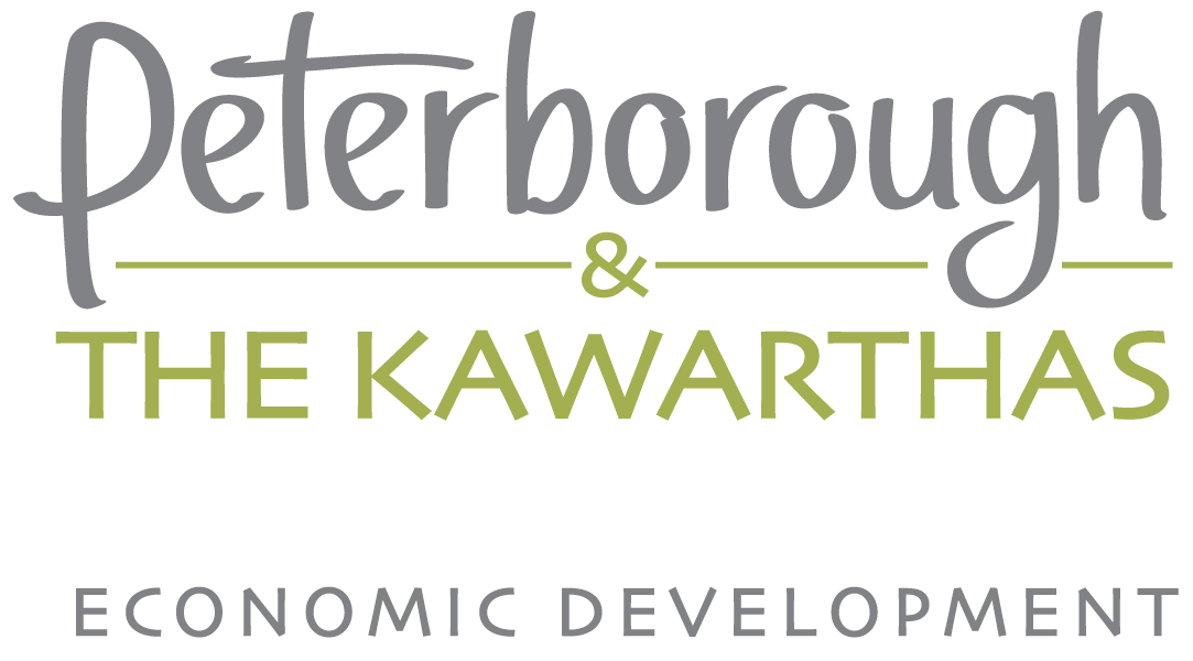 Peterborough & the Kawarthas Economic Development logo