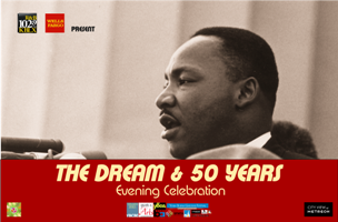 THE DREAM & 50 YEARS Evening Celebration