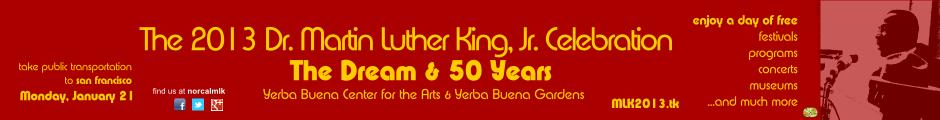 MLK2013 Celebration Banner