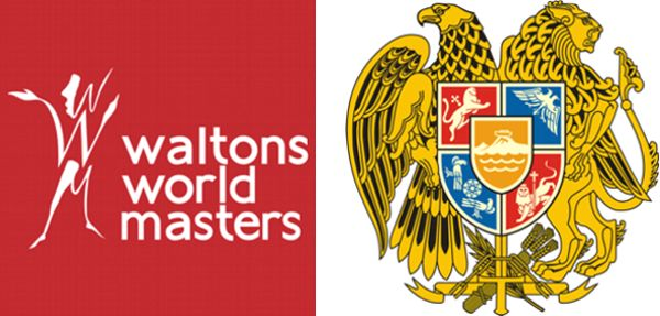 Waltons World Masters and Honorary Consulate of the Republic of Armenian in Ireland