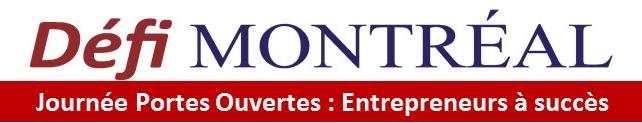 Défi Montréal - Entrepreneurs à succès