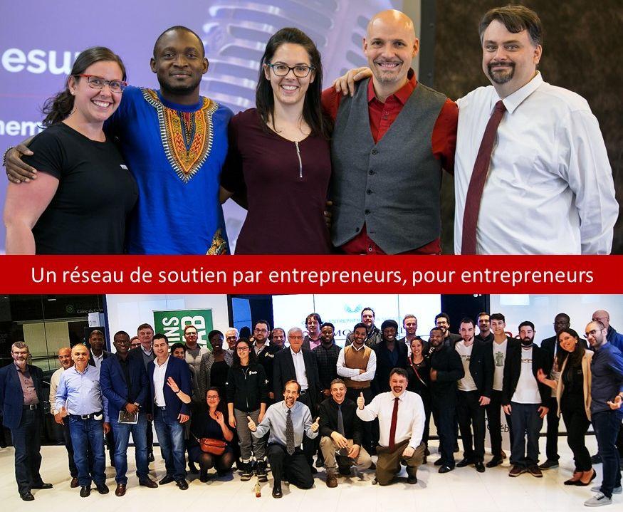 Défi Montréal - Un réseau de soutien par entrepreneurs, pour entrepreneurs