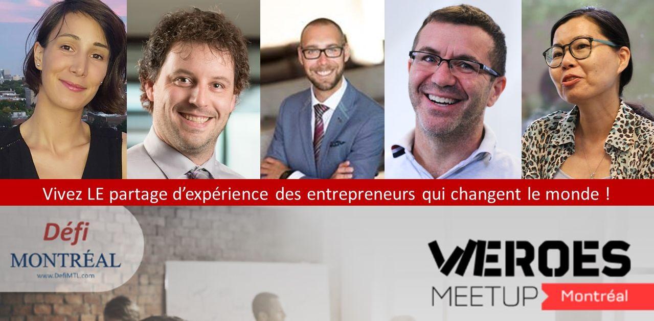 WEROES Meetup