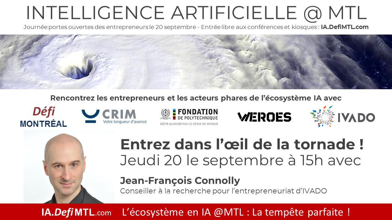 intelligence artificielle @MTL
