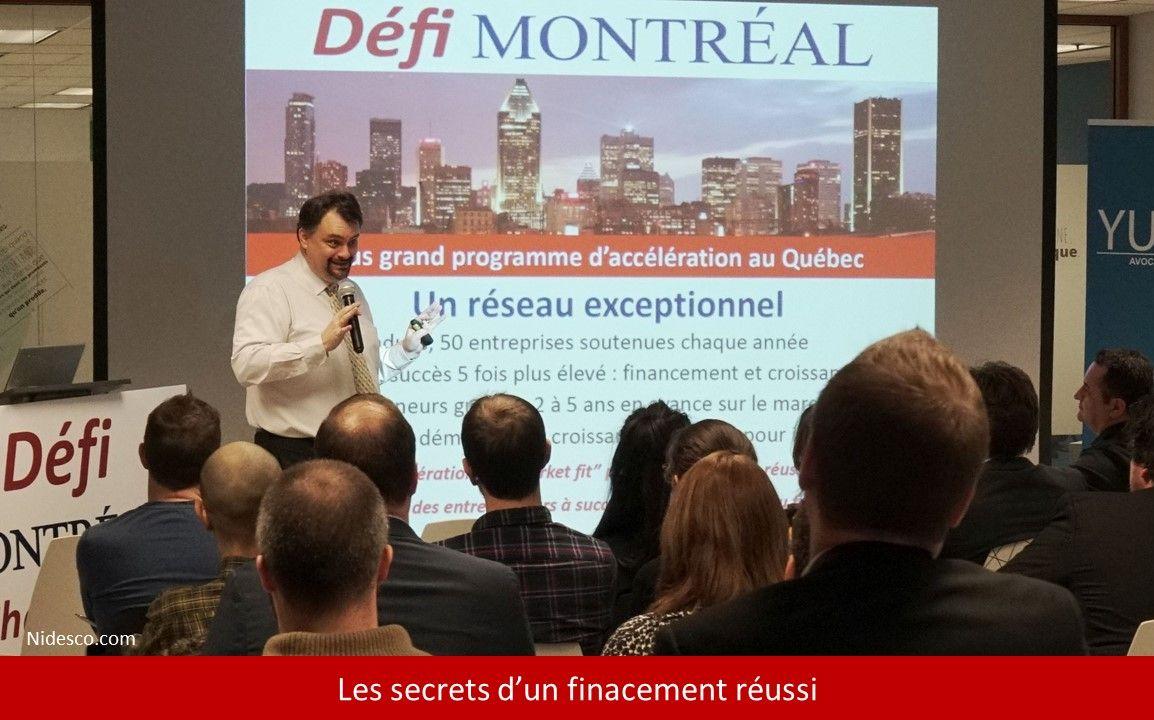 Secrets d'un financement réussi