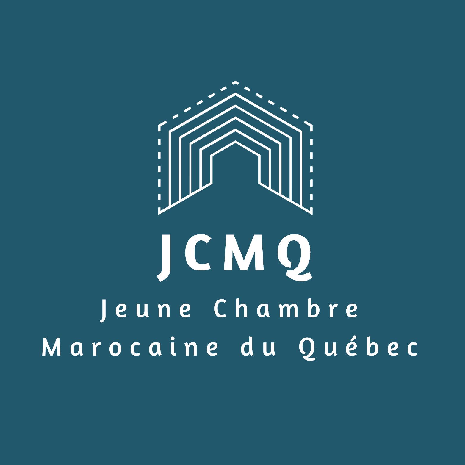 Logo Jeune chambre marocaine du Québec - JCMQ
