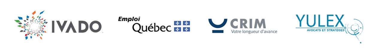 logos partenaires Défi Montréal