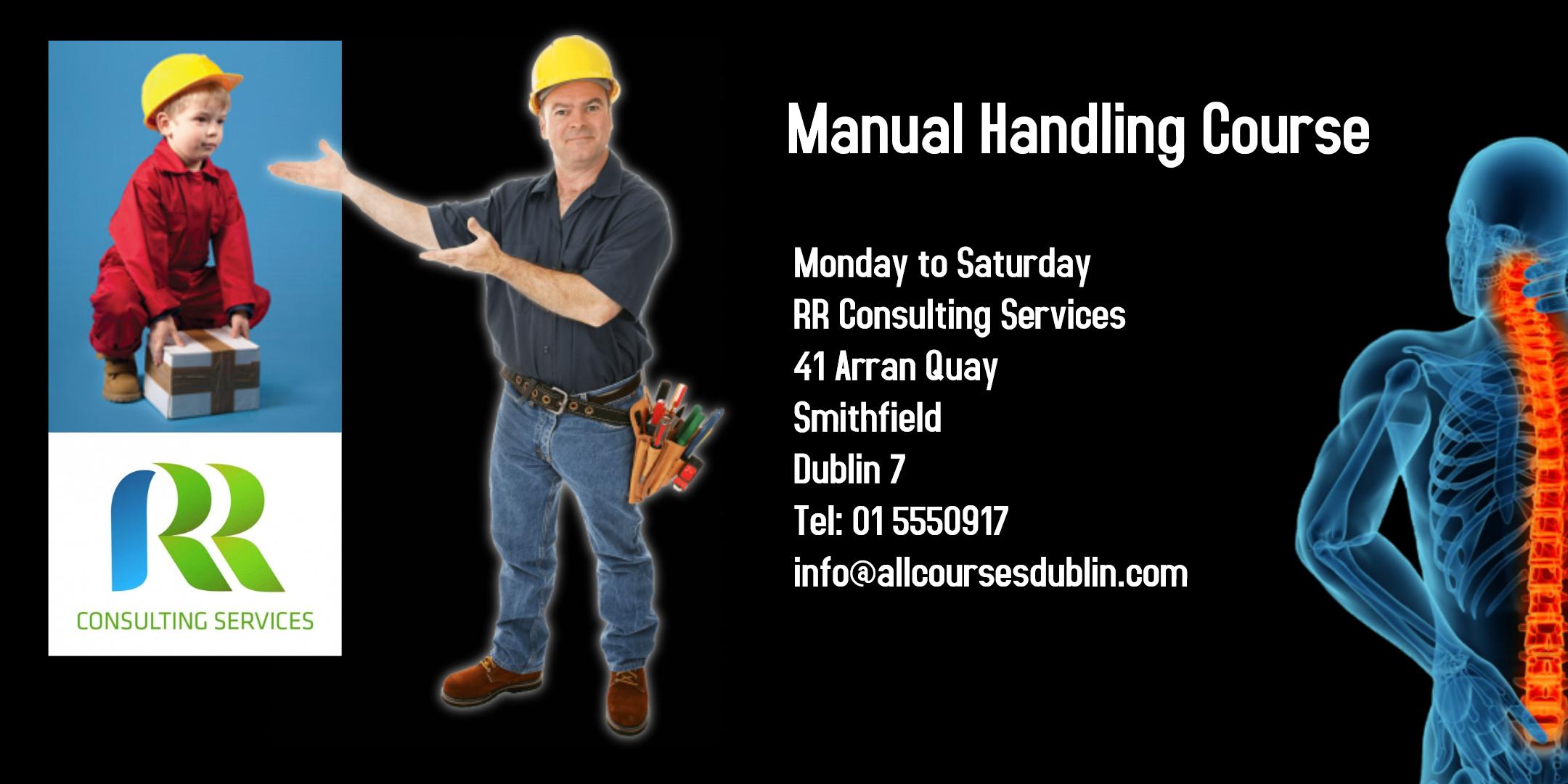 Manual Handling course
