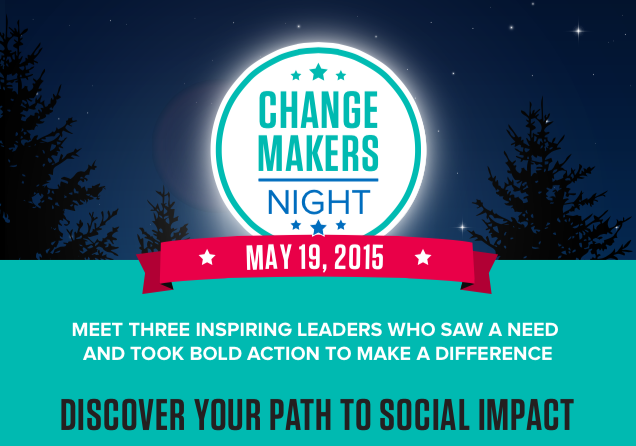 Changemakers Night - May 19