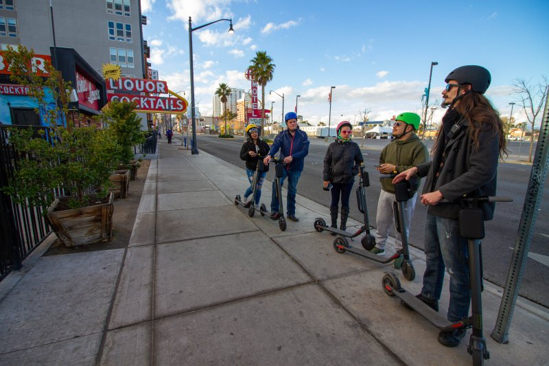 Atomic Liquors Stop on Free Downtown Instagram Tour in Las Vegas