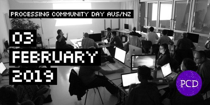 Processing Community Day Aus/NZ - Feb 3