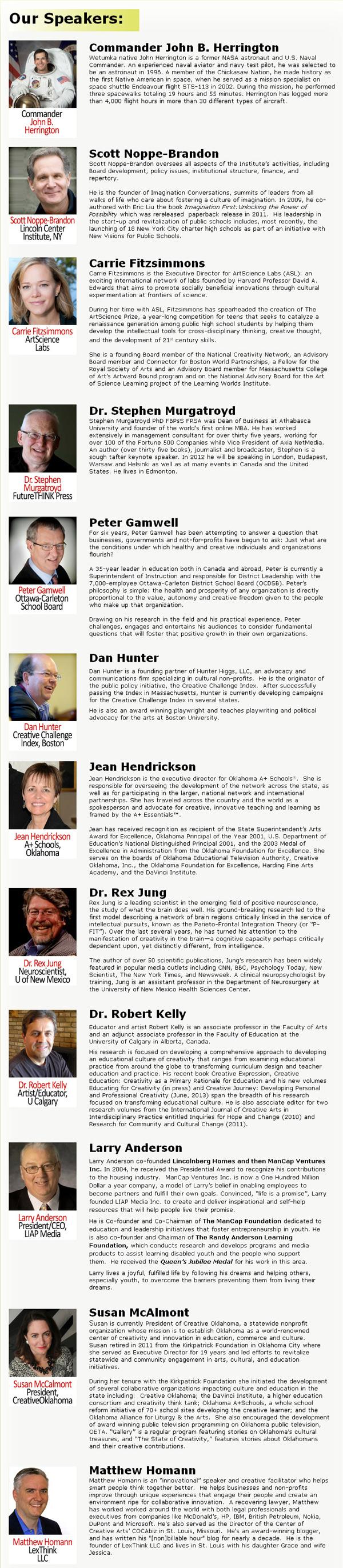 Imagination Conversation Speakers