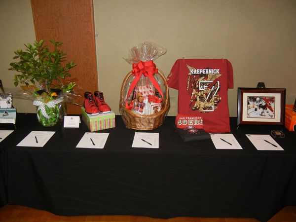 2013 Silent Auction