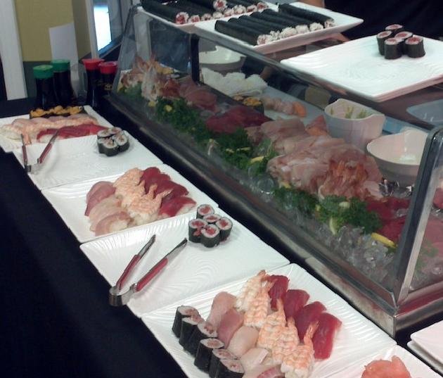 Sushi Bar from 2013 Pairings