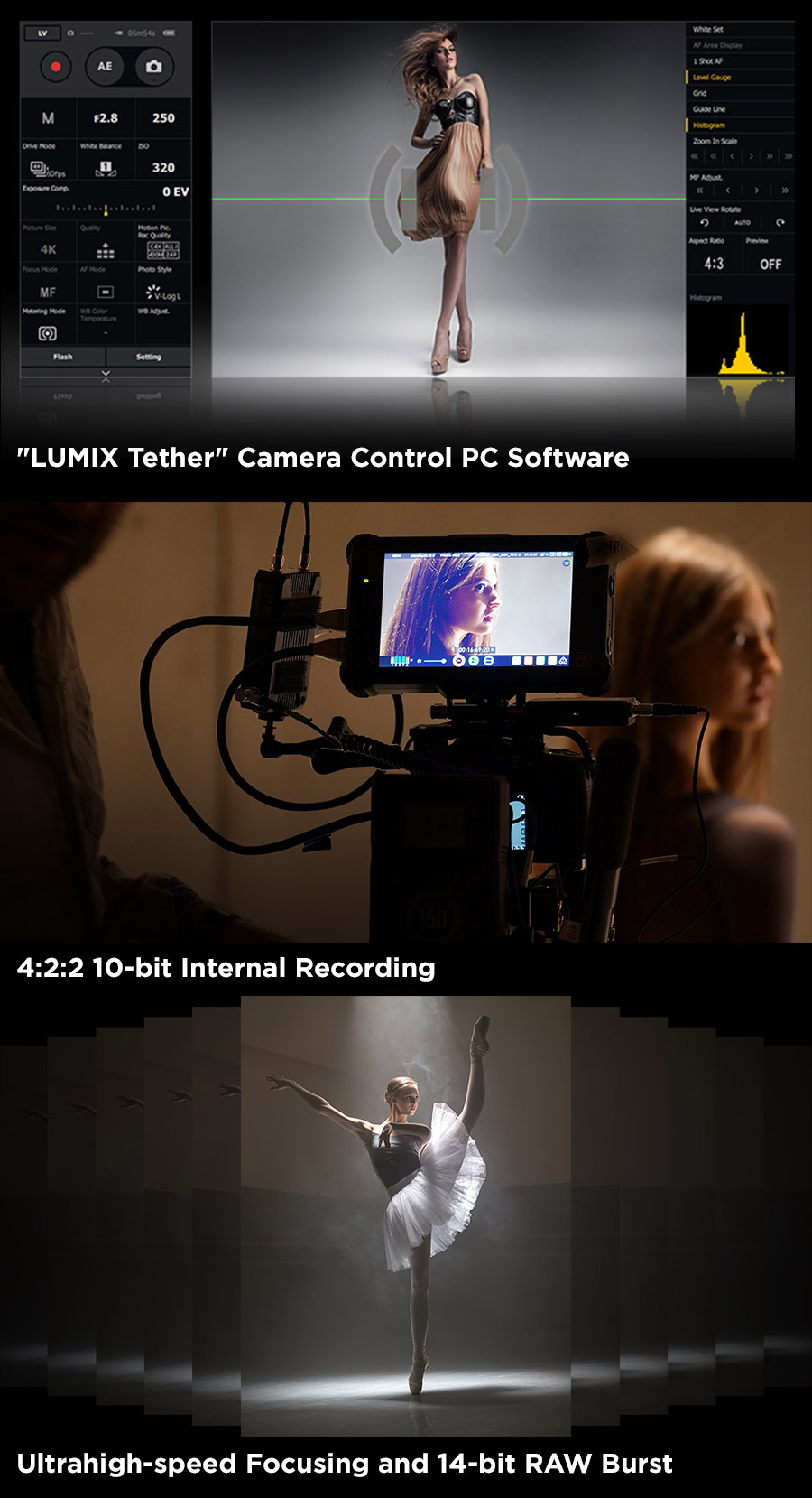 Lumix Tether G9