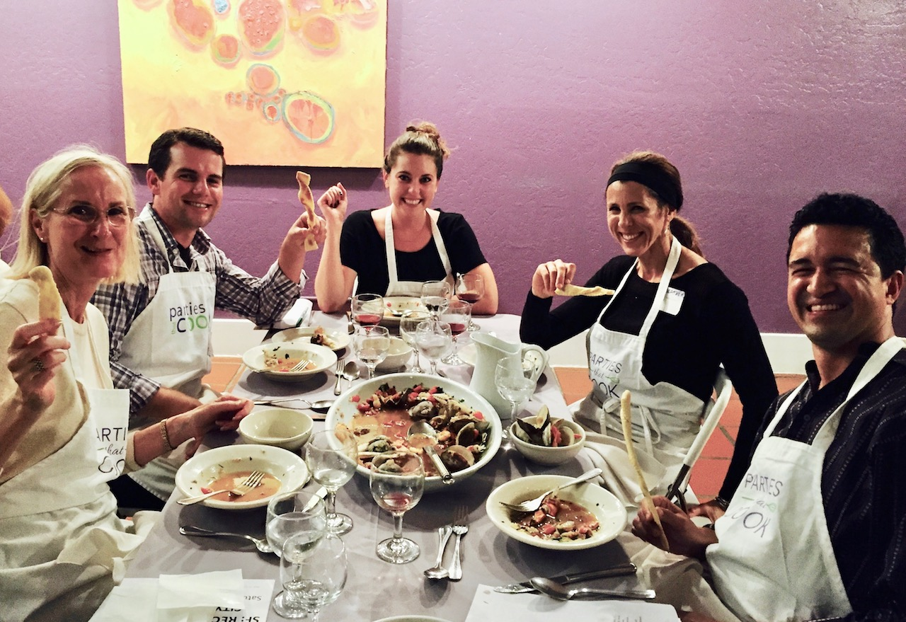SF Classics Cooking Class