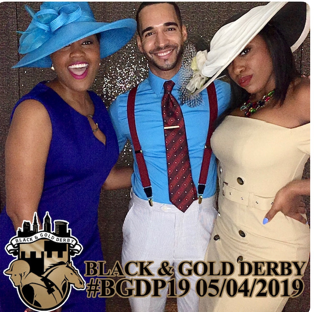 Black and Gold Derby 2019