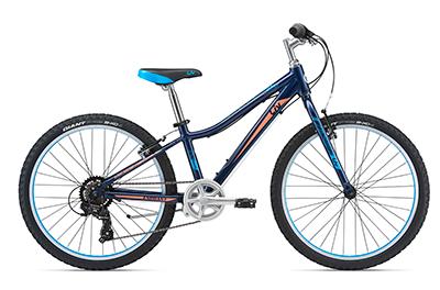 Enchant-24-Lite Dark-Blue Bike