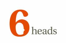 6heads logo
