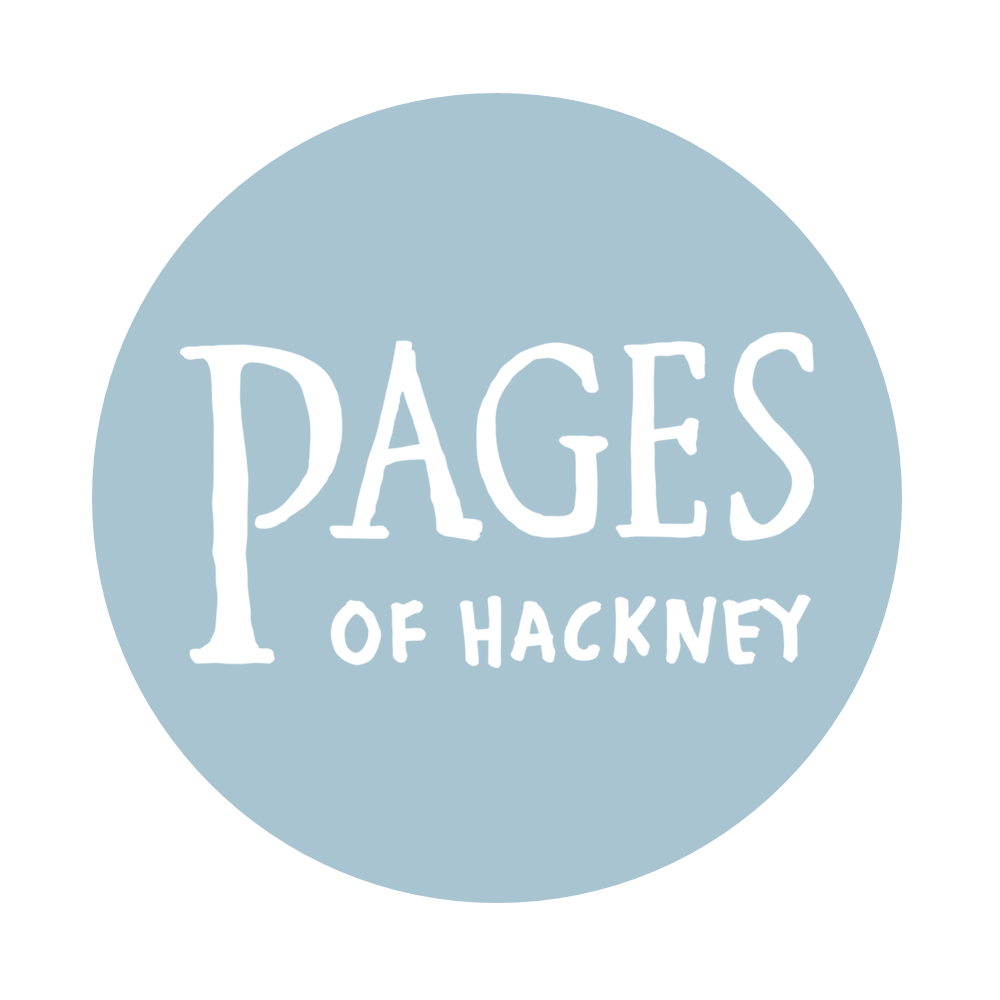Pages of Hackney logo