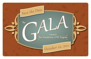 The Gala - A Benefit for New Foundations: A PPL Program