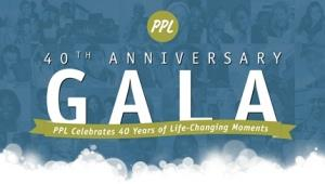PPL 40th Anniversary Gala
