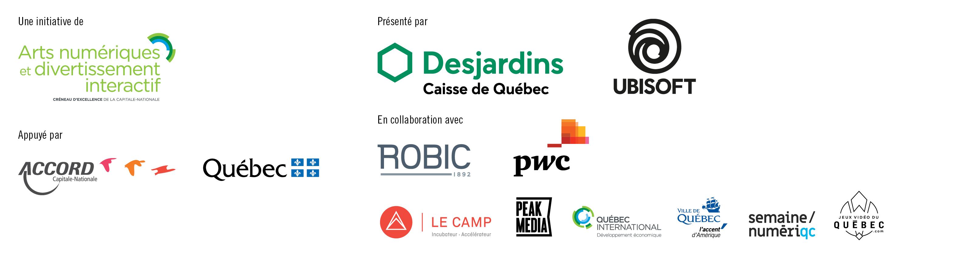 Logos partenaires 2019