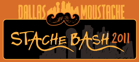 End of Movember Stache Bash