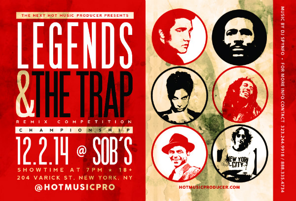 The Next Hot Music Producer Championship Show