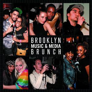 Brooklyn Music And Media Brunch Flyer