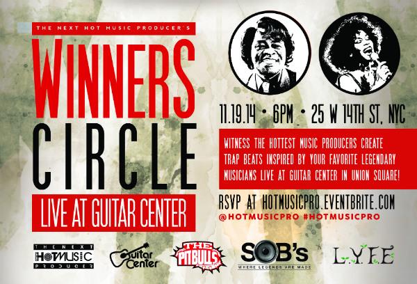 Winners Circle Flyer