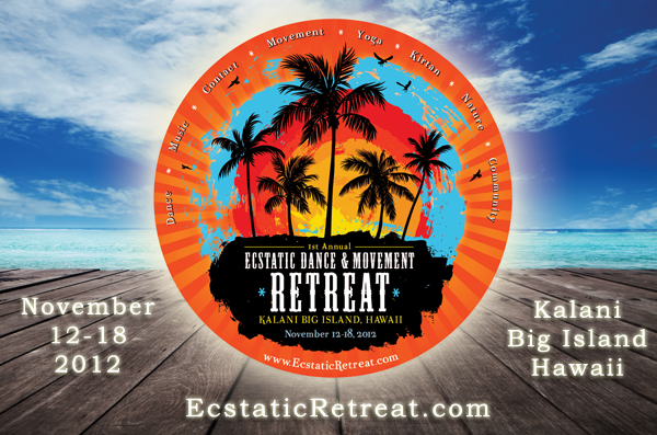 Ecstatic Dance & Movement Retreat